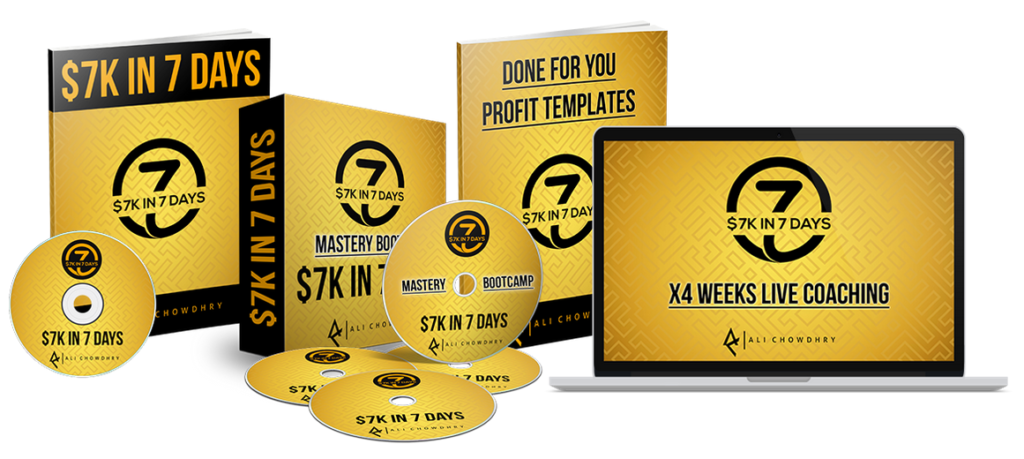 $7K in 7 Days Blueprint Review