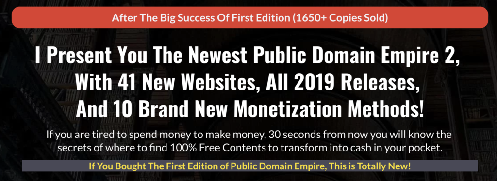 Public Domain Empire 2
